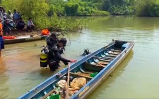 Video: Tắm ở hồ đập tràn, một thanh niên đuối nước thương tâm