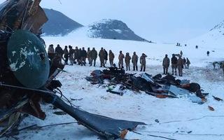 Video: Rơi máy bay ở Thổ Nhĩ Kỳ, 11 người thiệt mạng