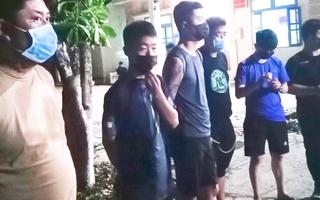 Video: Phát hiện 9 người Trung Quốc nhập cảnh 'chui', đang tính trốn sang Campuchia