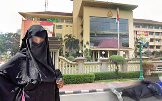 Video: Một phụ nữ bị bắn chết sau khi nổ súng vào trụ sở cảnh sát ở Jakarta