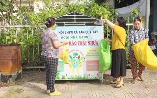Góc nhìn trưa nay | Ngôi nhà thu gom rác thải nhựa, hành động nhỏ bảo vệ môi trường xanh