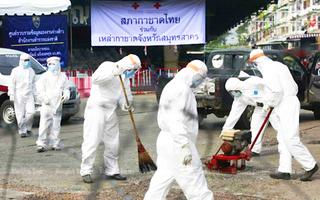 Video: Thái Lan và Campuchia bùng phát trở lại dịch COVID-19