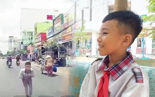 Video: Tuyên dương, khen thưởng cậu bé cúi đầu cảm ơn tài xế nhường đường