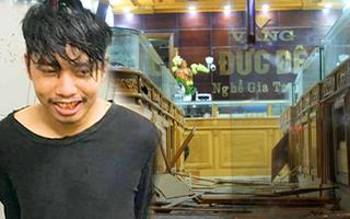 Video: Vây bắt nghi phạm gây ra vụ nổ tại tiệm vàng ở Hải Phòng