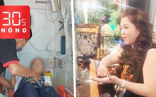 Bản tin 30s Nóng: Vì sao bà Nguyễn Phương Hằng bị xử phạt? Cảnh giác với đồ chơi gây ngộ độc