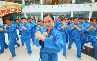 Khám Phá Trường Học 2021 | MC Hồng Loan 'mệt tim' vì độ 'chịu chơi' 5 sao của ĐH FPT Cần Thơ