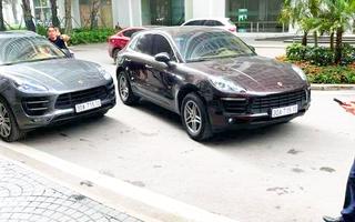 Video: Chủ xe Porsche Macan mang biển số giả ở Hà Nội chưa ra công an trình diện