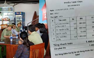 Video: Yêu cầu đóng cửa nhà hàng bán ốc hương 1,8 triệu đồng/kg ở Nha Trang