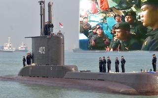 Xuất hiện video thủy thủ tàu ngầm Indonesia ca hát trước khi gặp nạn khiến 53 người tử vong