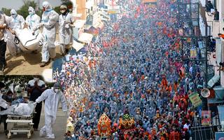 Video: Bất chấp đại dịch, Ấn Độ vẫn dự tính cho 600.000 người tham gia lễ hành hương