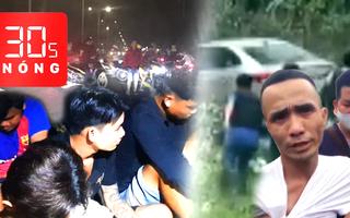 Bản tin 30s Nóng: Nổ súng bắt nghi phạm chở ma túy trên ôtô; 'Quái xế' chặn quốc lộ ở Hậu Giang