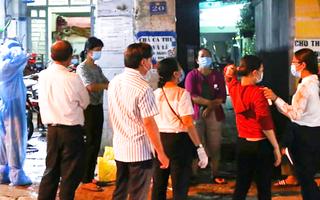 Video: Cả nước có thêm 45 ca COVID-19, trong đó có 1 ca nhiễm ở quận Bình Tân, TP.HCM