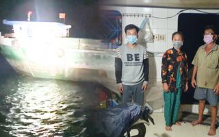 Video: Nhập cảnh trái phép từ Campuchia vào Phú Quốc lúc nửa đêm