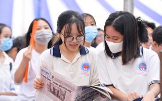 Video: 3.000 học sinh miền Tây tham dự tư vấn tuyển sinh hướng nghiệp 2021