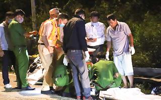 Video: Va chạm với xe tải, 2 nữ sinh viên thiệt mạng trên đèo Bảo Lộc