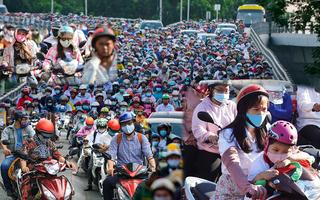 Video: Đường về miền Tây, Vũng Tàu, Đà Lạt ùn ứ xe