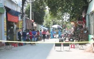 Video: Phong tỏa, cách ly 2 khu vực tại TP.HCM và Hà Nội