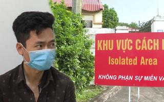 Video: Bao vây bắt thanh niên về từ Trung Quốc, trốn khỏi khu cách ly