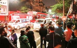 Video: Đã xác định danh tính 4 nạn nhân trong vụ cháy ở Hà Nội, có người đang mang thai