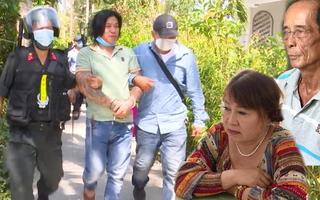 Video: Khởi tố Nhứt 'khùng' và vợ chồng 'Cô Mười' cầm đầu băng cho vay lãi nặng