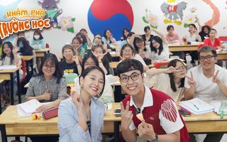 Khám Phá Trường Học 2021 | Lê Minh Ngọc cùng Tam Triều Dâng khám phá những điều thú vị ở ĐH Quốc tế Hồng Bàng