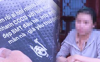 Vdeo: Phạt 7,5 triệu đồng người rao tin 'làm căn cước công dân số đẹp, giá yêu thương'