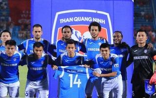 Video: Nhiều cầu thủ Than Quảng Ninh viết tâm thư, 'dọa' bỏ thi đấu nếu không được trả lương