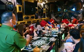Video: Phạt 65 triệu đồng và xem xét rút giấy phép hoạt động của nhà hàng The King