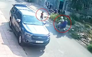 Video: Người lớn lơ là, trẻ con đối mặt tình huống cực kỳ nguy hiểm