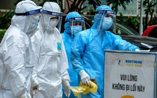 Video: Tạm đình chỉ giám đốc đi du lịch Đà Nẵng về không khai báo, nhiễm COVID-19