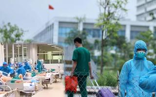 Video: Đang có 48 bệnh nhân COVID-19 diễn tiến nặng, 1 người tiên lượng tử vong