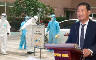 Video: Cách chức giám đốc mắc COVID-19 do vi phạm quy định phòng chống dịch