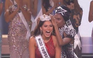 Video: Người đẹp Mexico, kỹ sư phần mềm đăng quang Hoa hậu Hoàn Vũ 2020