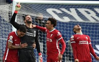 Video: Thủ môn Liverpool gây sốt khi ghi bàn ở phút bù giờ
