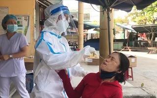 Video: Đà Nẵng đồng loạt xét nghiệm COVID-19 cho người dân