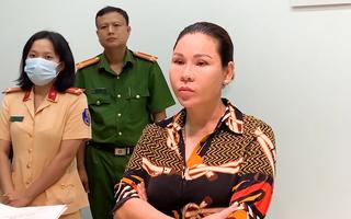 Video: Vợ của một diễn viên nổi tiếng bị khởi tố thêm tội 'rửa tiền'
