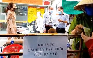 Video: Hơn 6.000 người liên quan 6 ca mắc COVID-19 tại TP.HCM có kết quả âm tính
