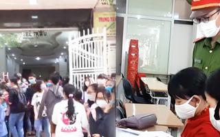 Video: Đang có dịch bệnh, 'Trẻ Trâu' vẫn mở cửa đón nhận hơn 100 học sinh
