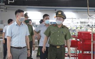 Video: Nhiều công ty trong các KCN lơ là phòng chống dịch COVID-19, cảnh báo nguy cơ bùng phát dịch