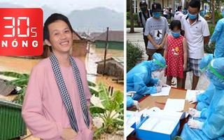 Bản tin 30s Nóng: Ồn ào 14 tỉ Hoài Linh kêu gọi ủng hộ người bị lũ lụt; Khuyến cáo người trên 60 tuổi ở TP.HCM hạn chế ra đường