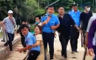 Video: Khởi tố cả 6 bảo vệ tham gia đánh gãy tay 2 du khách ở Phú Quốc