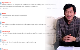 Video: Hoài Linh đăng clip trần tình 'không biển thủ hơn 14 tỷ đồng', người hâm mộ nói gì?