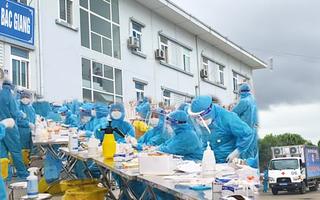 Video: Chiều 25-5, phát hiện 375 công nhân ở Bắc Giang mắc COVID-19