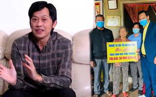 Video: Quế Sơn xác nhận Hoài Linh đã hỗ trợ 500 triệu đồng xây nhà cho người nghèo