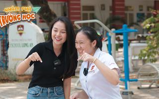 Khám Phá Trường Học 2021 | Tam Triều Dâng ngỡ ngàng trước điều kiện học tập tại iSchool Long An