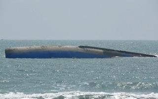 Video: Tàu Bạch Đằng đi khỏi vùng biển Mũi Né khi chưa hoàn tất thủ tục