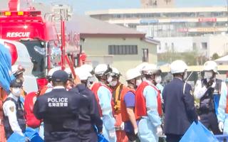 Video: Hai tàu đâm nhau ngoài khơi Hokkaido, 3 thủy thủ thiệt mạng