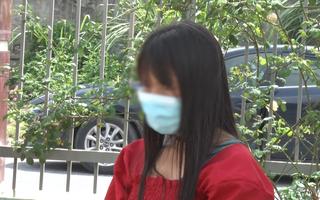Video: Cô gái diện F1 hai lần trốn cách ly tập trung đến sống cùng bạn