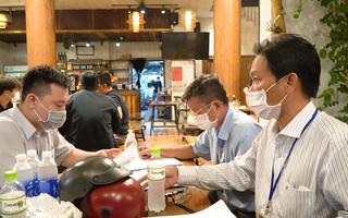 Video: Lập biên bản nhiều quán ăn uống ở TP.HCM vi phạm các biện pháp phòng chống dịch