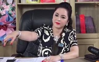 Video: Sở Thông tin và truyền thông TP.HCM làm việc với bà Phương Hằng, livestream tối nay tạm ngưng